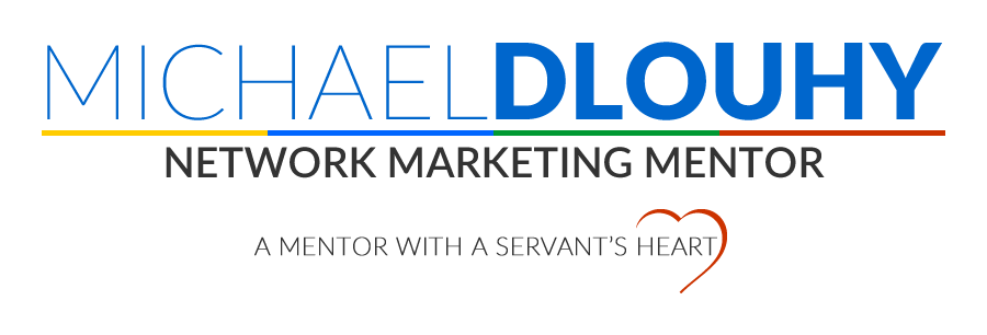 Michael Dlouhy - Network Marketing Mentor